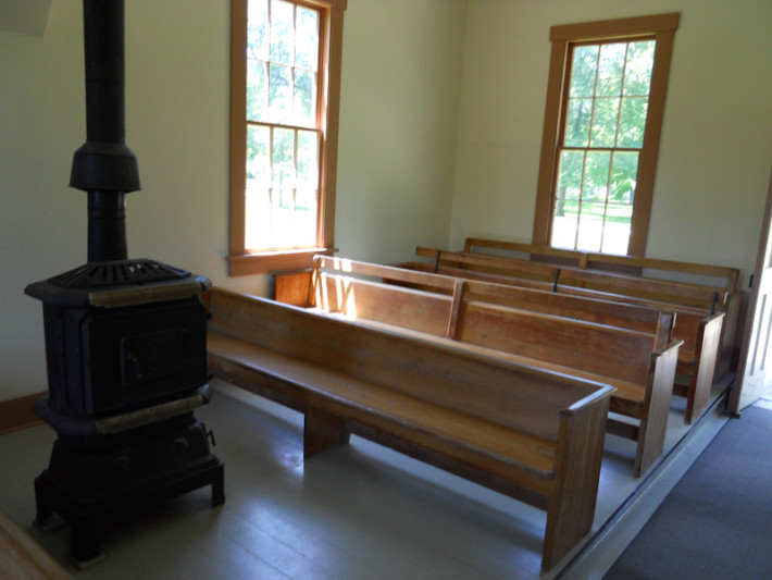 Herbert Hoover's Church