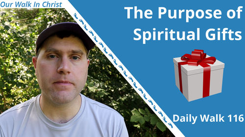The Purpose of Spiritual Gifts | Daily Walk 116
