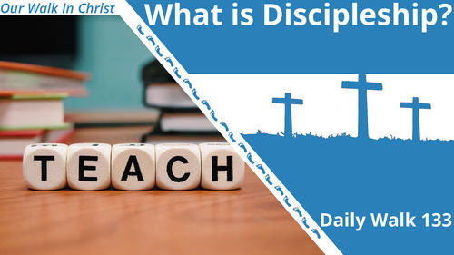 What Is Discipleship | Daily Walk 133
