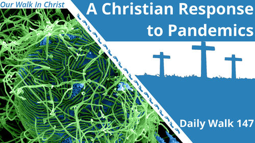 A Christian Response to Pandemics | Daily Walk 147